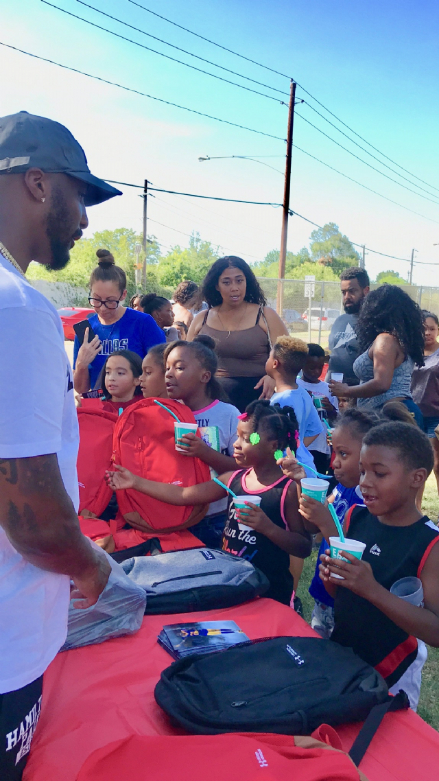 2019 Backpack Giveaway
